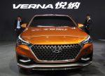 Новые подробности об обновленном Hyundai Solaris