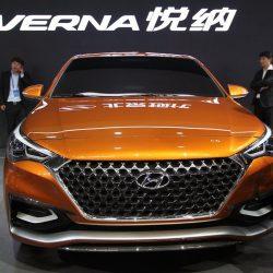 Премьера нового седана Hyundai Solaris состоится в Москве 6 февраля