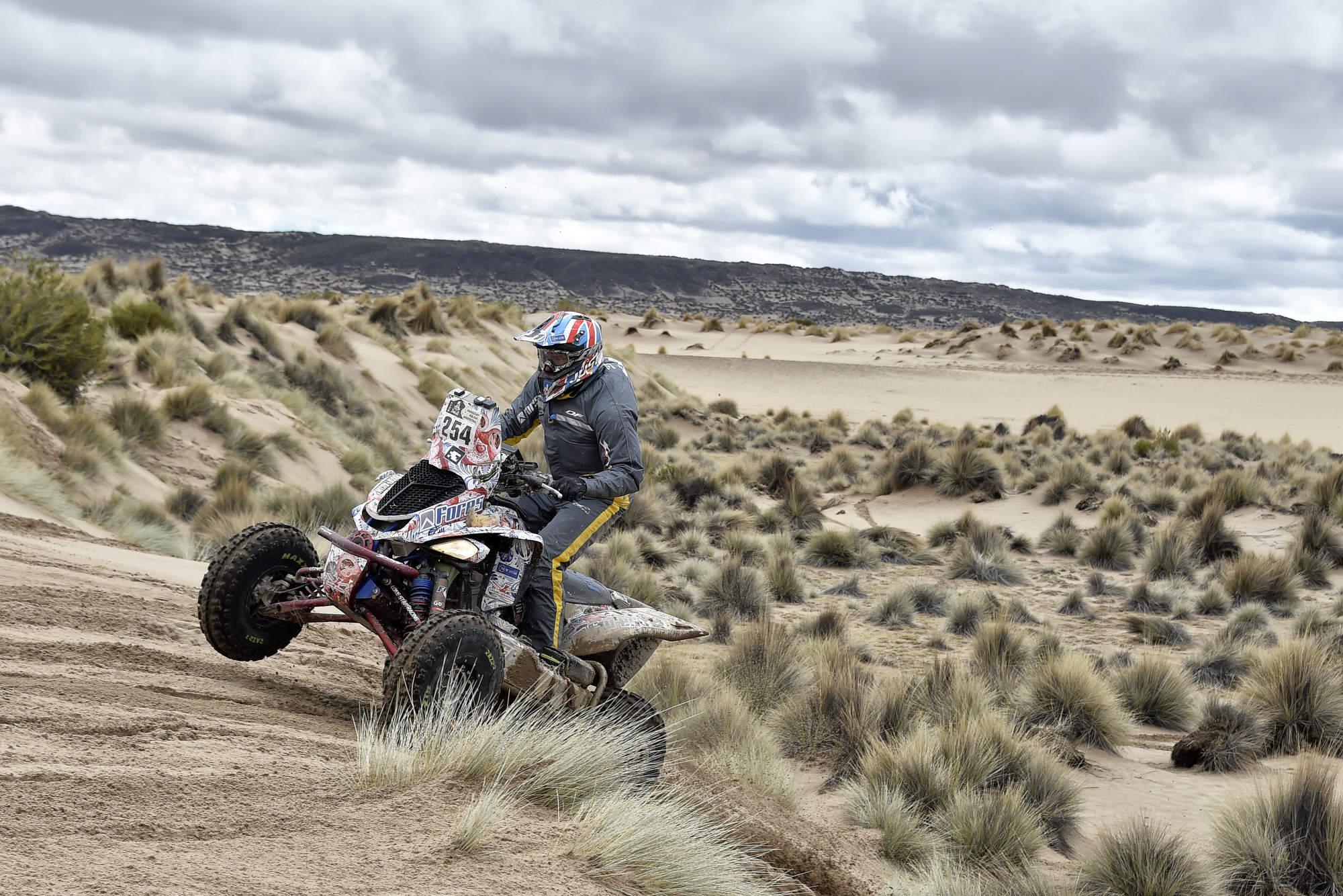 Сергей Карякин ралли Dakar 2017