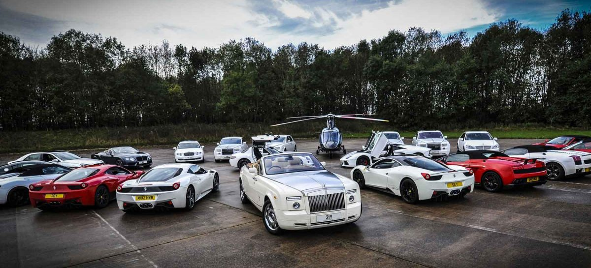 Продажи автомобилей класса «люкс» в России в 2016 году выросли на 6,5%