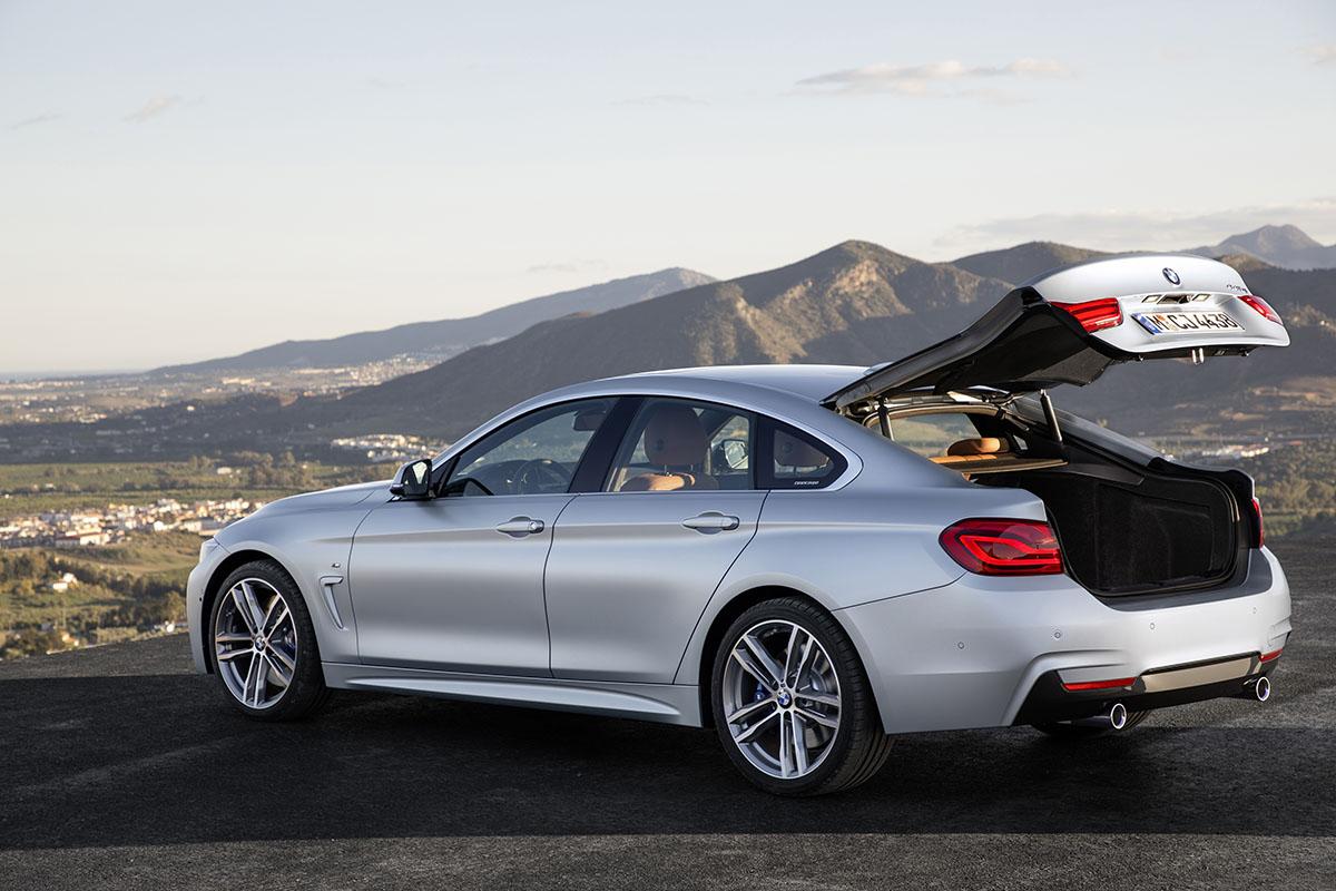 New BMW 4 series 10