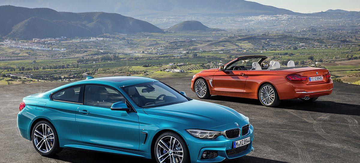 Узрите! Новый BMW 4 серии