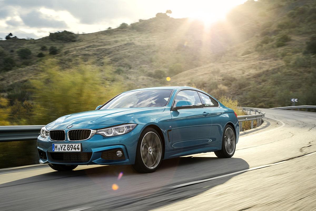 New BMW 4 series 3