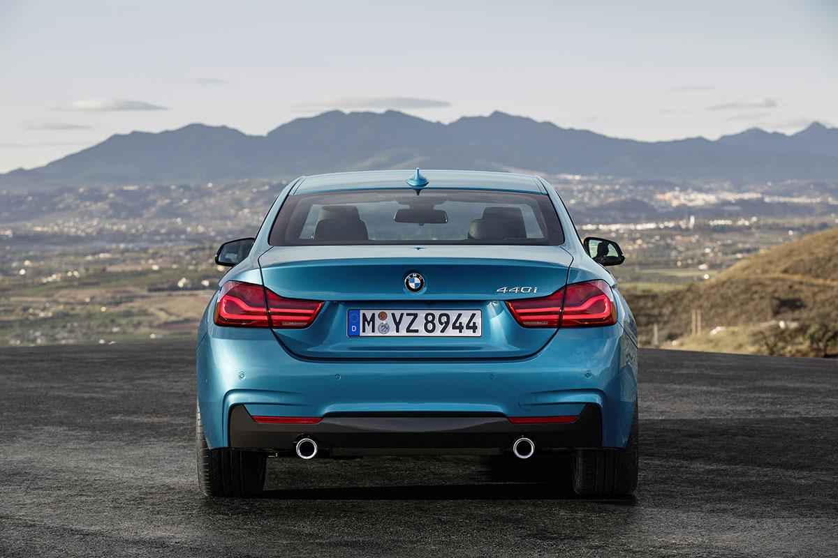New BMW 4 series 5