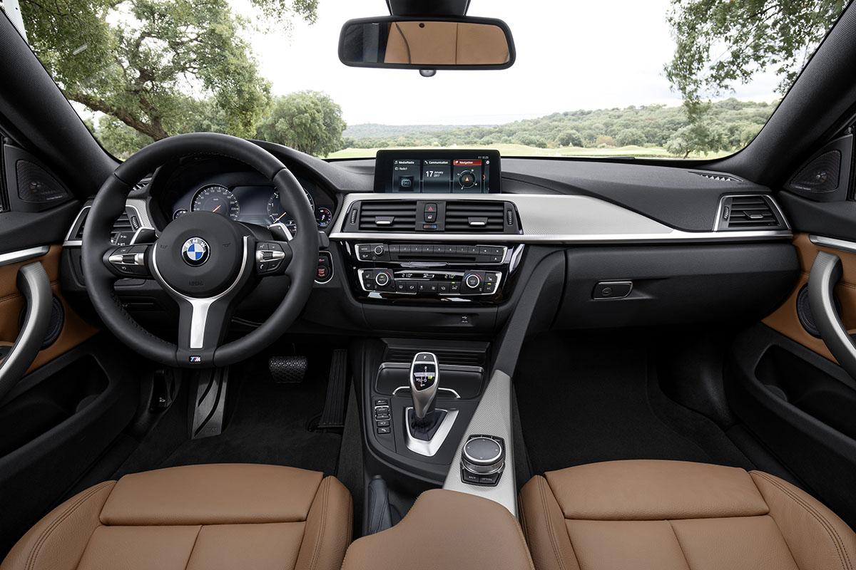 New BMW 4 series 6