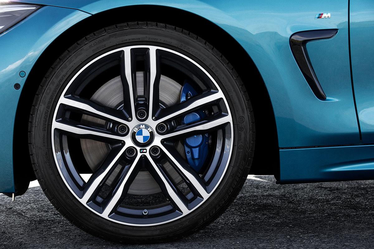 New BMW 4 series 7