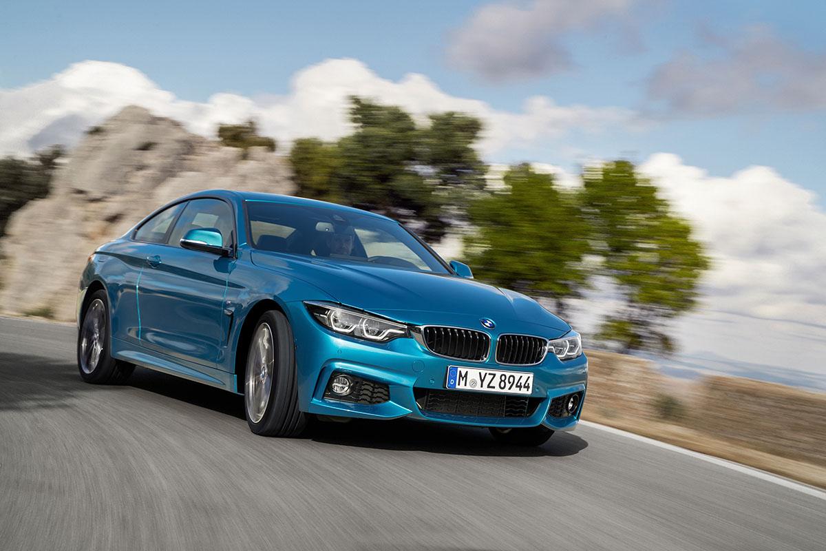 New BMW 4 series 8