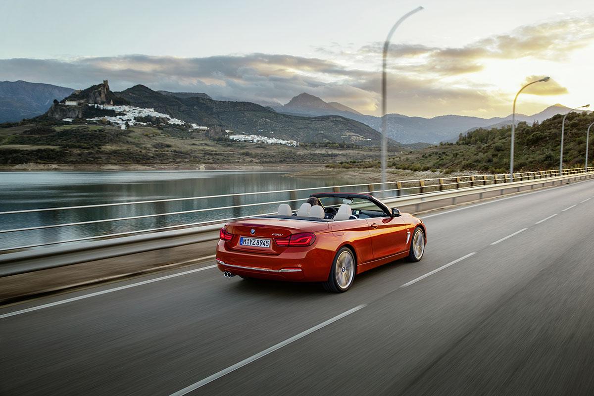 New BMW 4 series 9