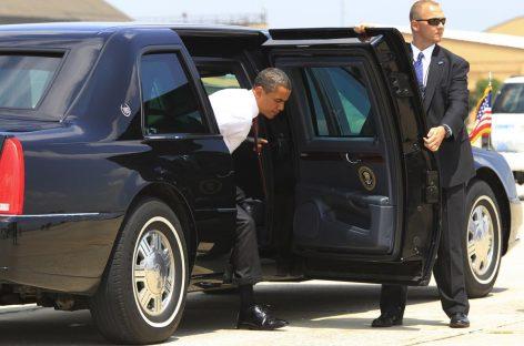 Лимузины Президентов. Трамп, Обама, ДеГолль и многие другие