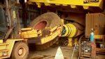 Замена огромных задних колес