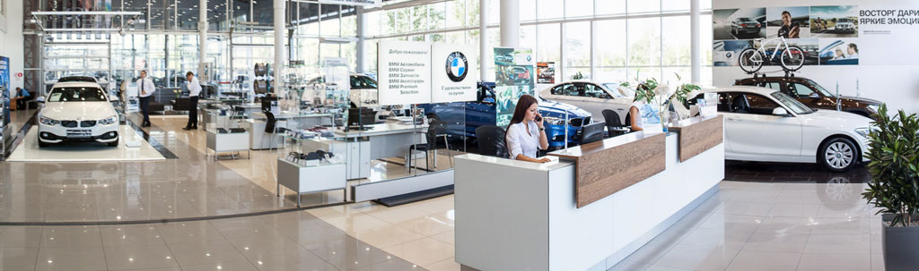 reception BMW