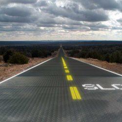В Израиле дорога будет заряжать электромобили