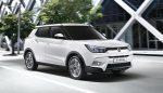 SsangYong объявляет о старте продаж новых моделей Tivoli и XLV в России