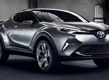 Toyota сертифицировала кроссовер CH-R для России