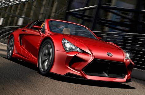 Toyota готовит три премьеры к автосалону в Токио. Грядет новая Supra!