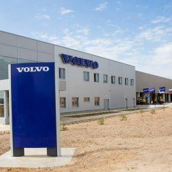 Volvo прекратил сборку грузовиков в Иране из-за санкций США