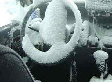 Москва встала и замерзла. Как вы заводитесь в мороз?