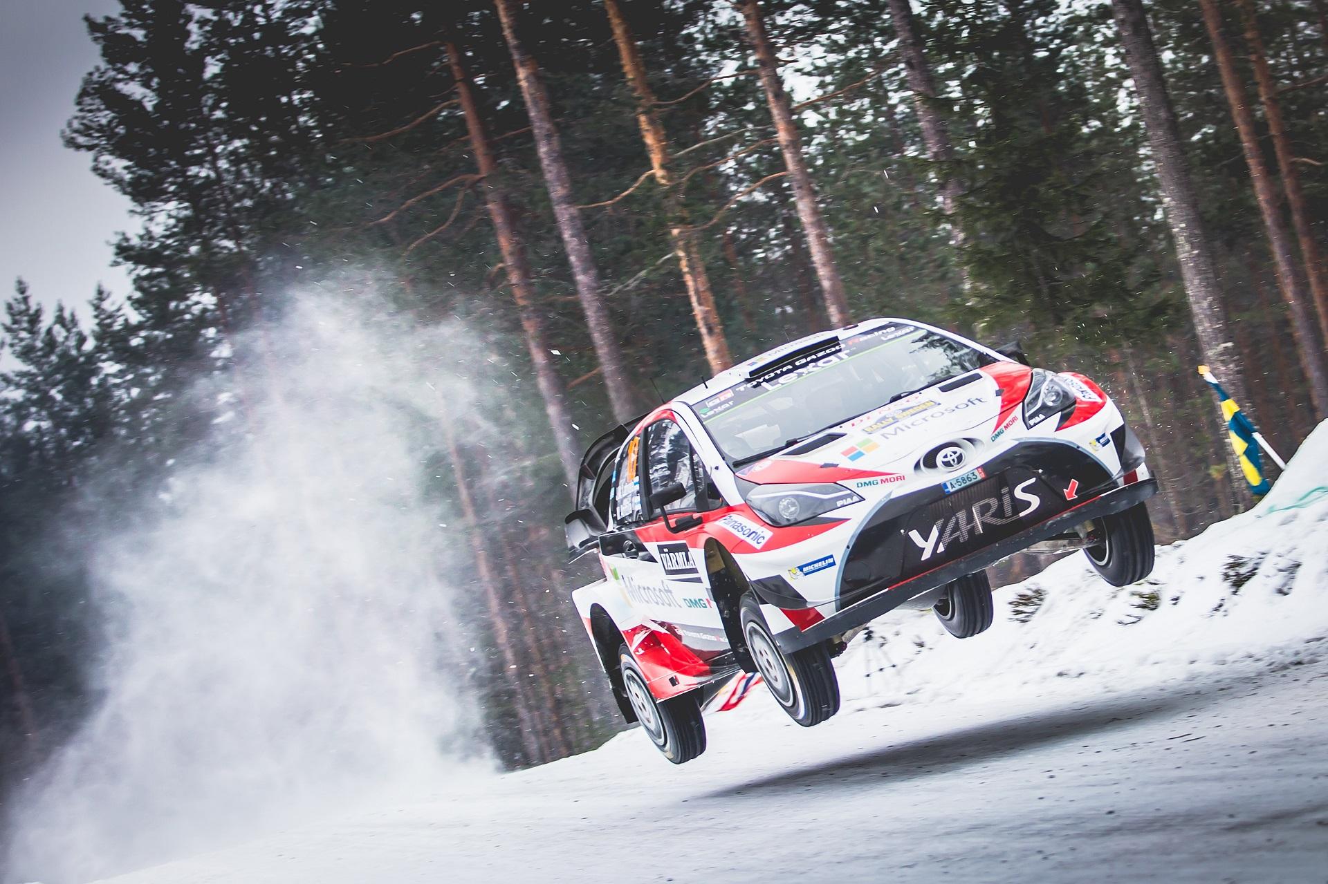 FIA WORLD RALLY CHAMPIONSHIP 2017 -WRC Sweden (SWE) -  WRC 09/02/2017 to 12/02/2017 - PHOTO : @World