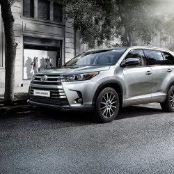 Новый Toyota Highlander уже в салонах дилеров
