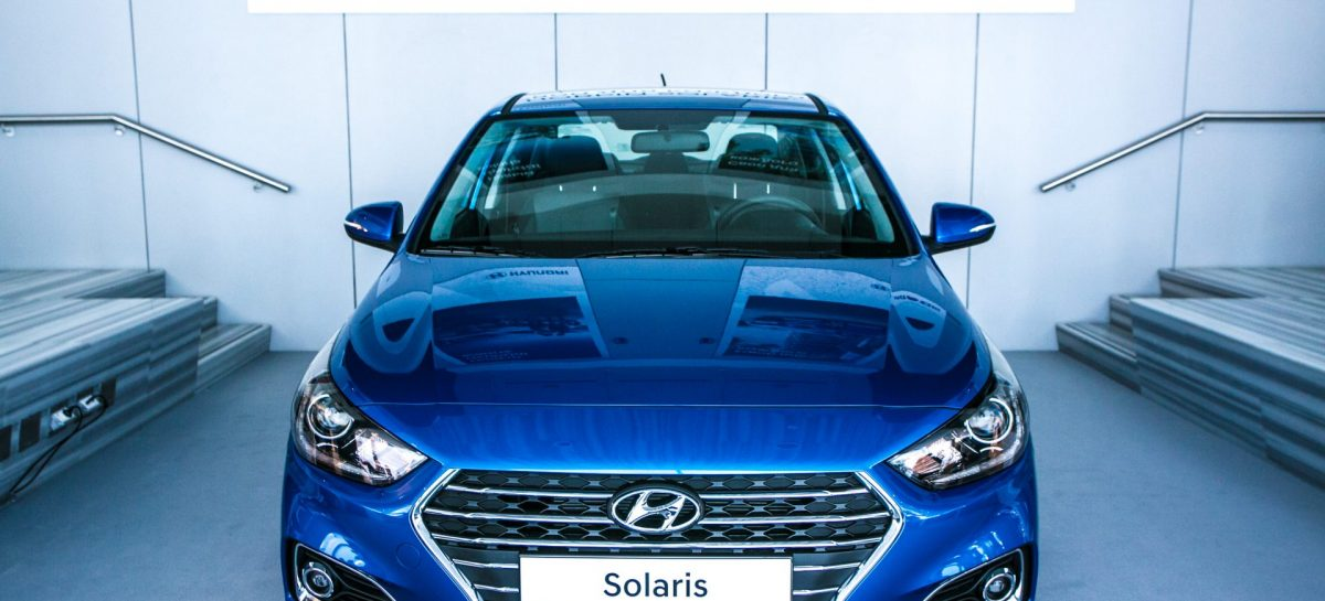 Новое поколение модели Solaris выходит на российский рынок
