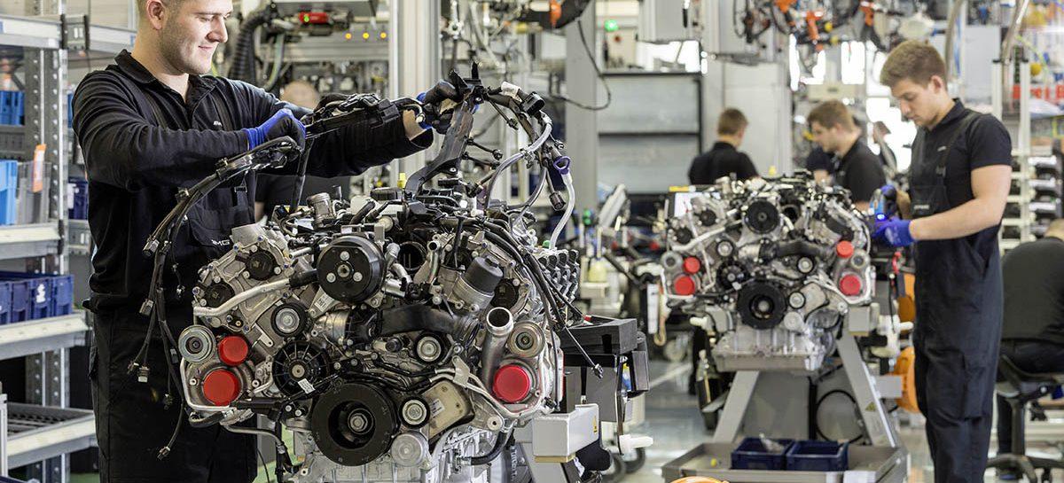 Российский Mercedes-Benz будет. В 2019 году