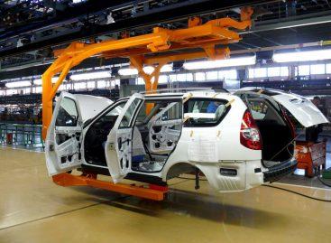 Выпуск легковых машин в январе вырос на 68%