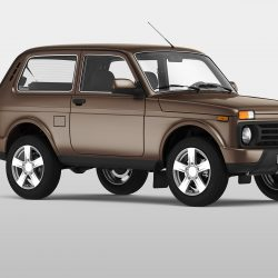 АВТОВАЗ выпустит юбилейную спецсерию LADA 4x4 в честь 40-летия модели