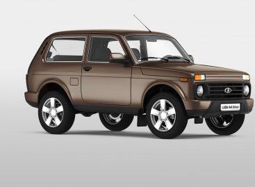 АВТОВАЗ выпустит юбилейную спецсерию LADA 4×4 в честь 40-летия модели