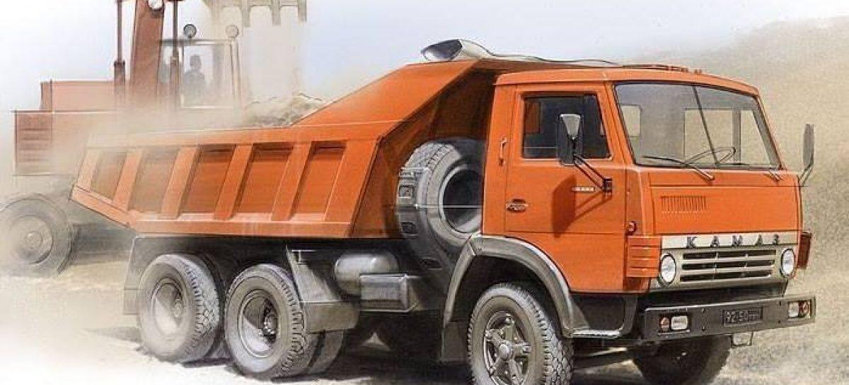 Сравнение КДМ на базе трактора и самосвала
