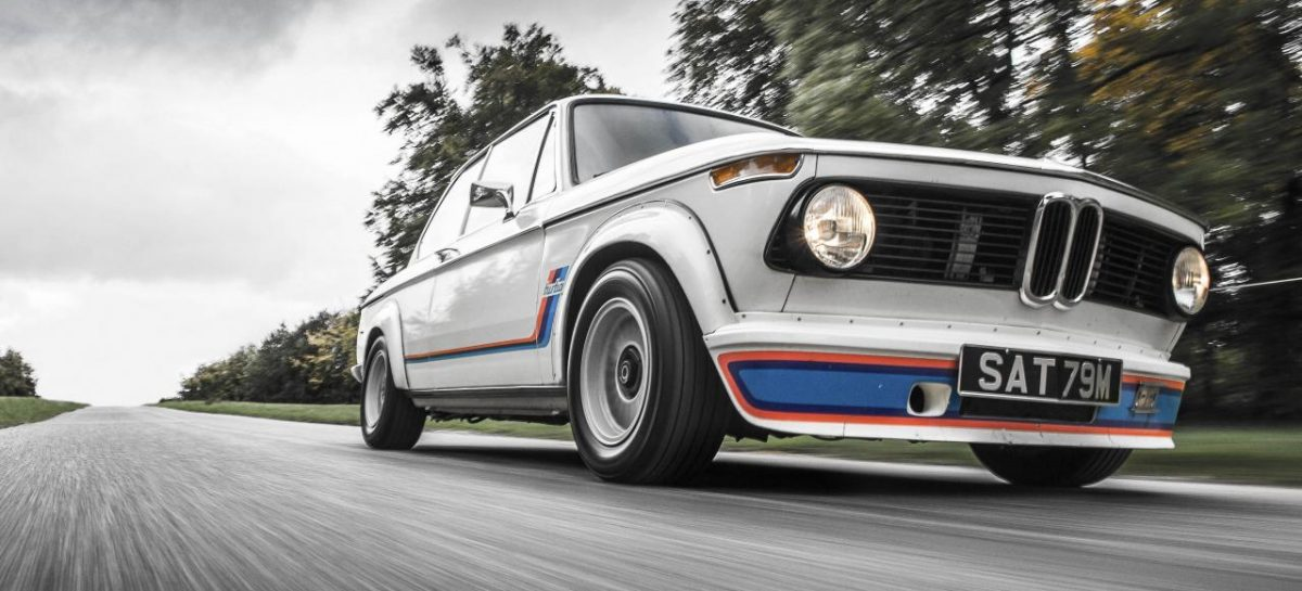 АвтоПортрет BMW 2002 Turbo из России
