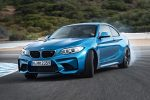 Ручная BMW M2 M Performance Edition не для всех