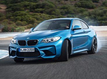 Ручная BMW M2 M Performance Edition не для всех