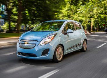Электрический Chevrolet Spark стал историей