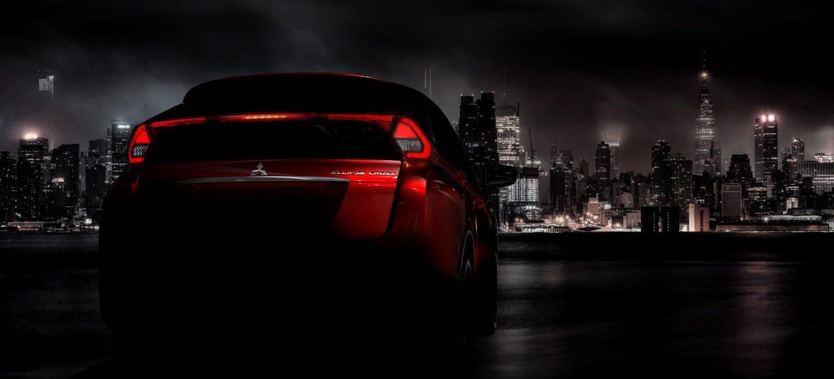 У Mitsubishi будет Затмение!