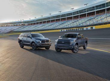 Toyota Tundra и Sequoia получают пакет обновлений