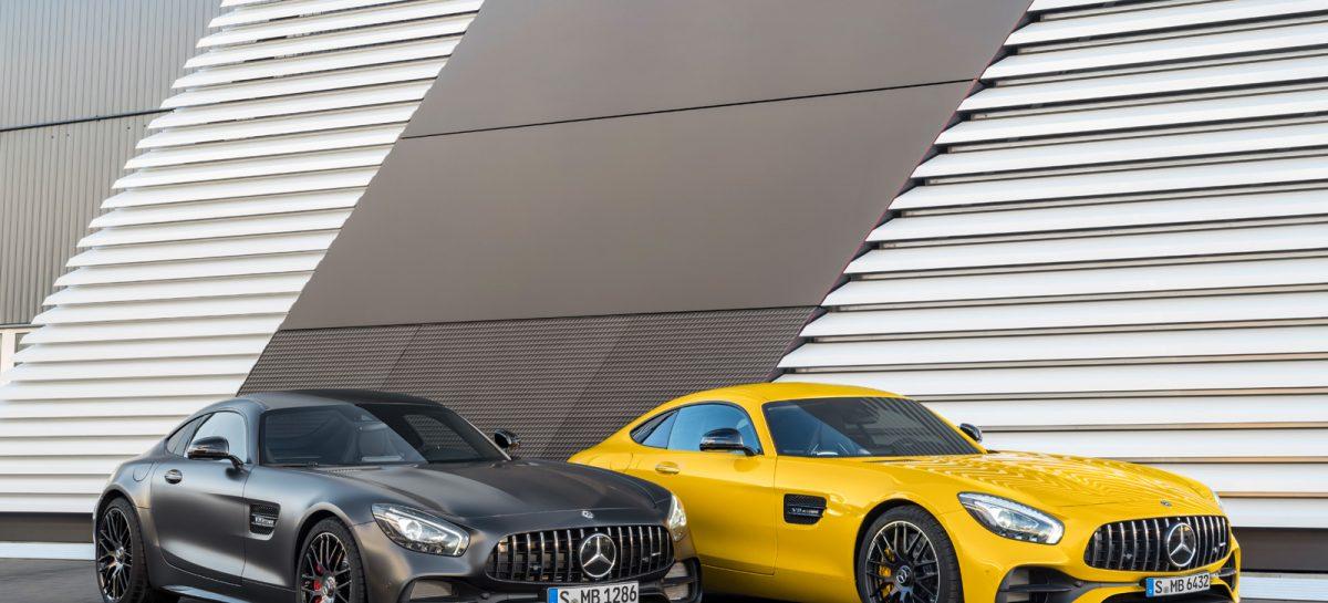 Mercedes-AMG выпустит убийцу Panamera