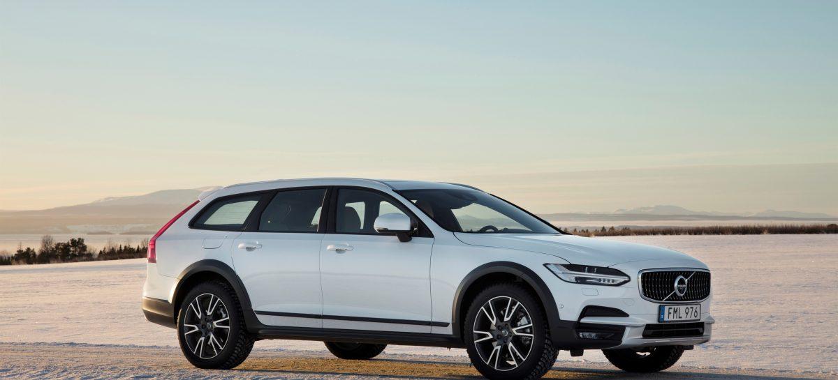 Volvo Cars отмечает 20 лет с начала внедрения систем полного привода