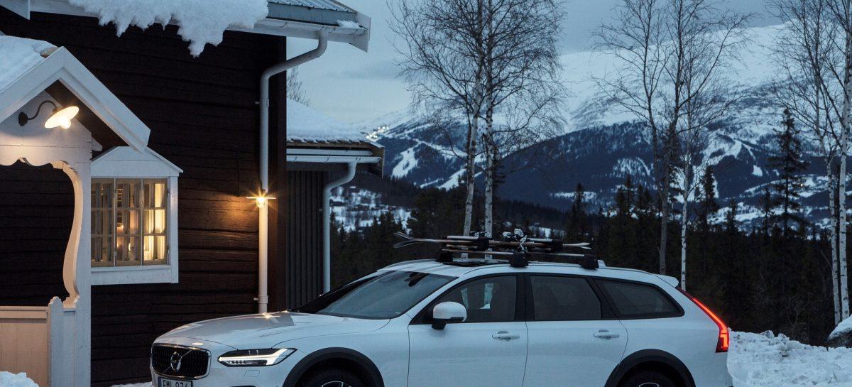 Volvo открывает отель