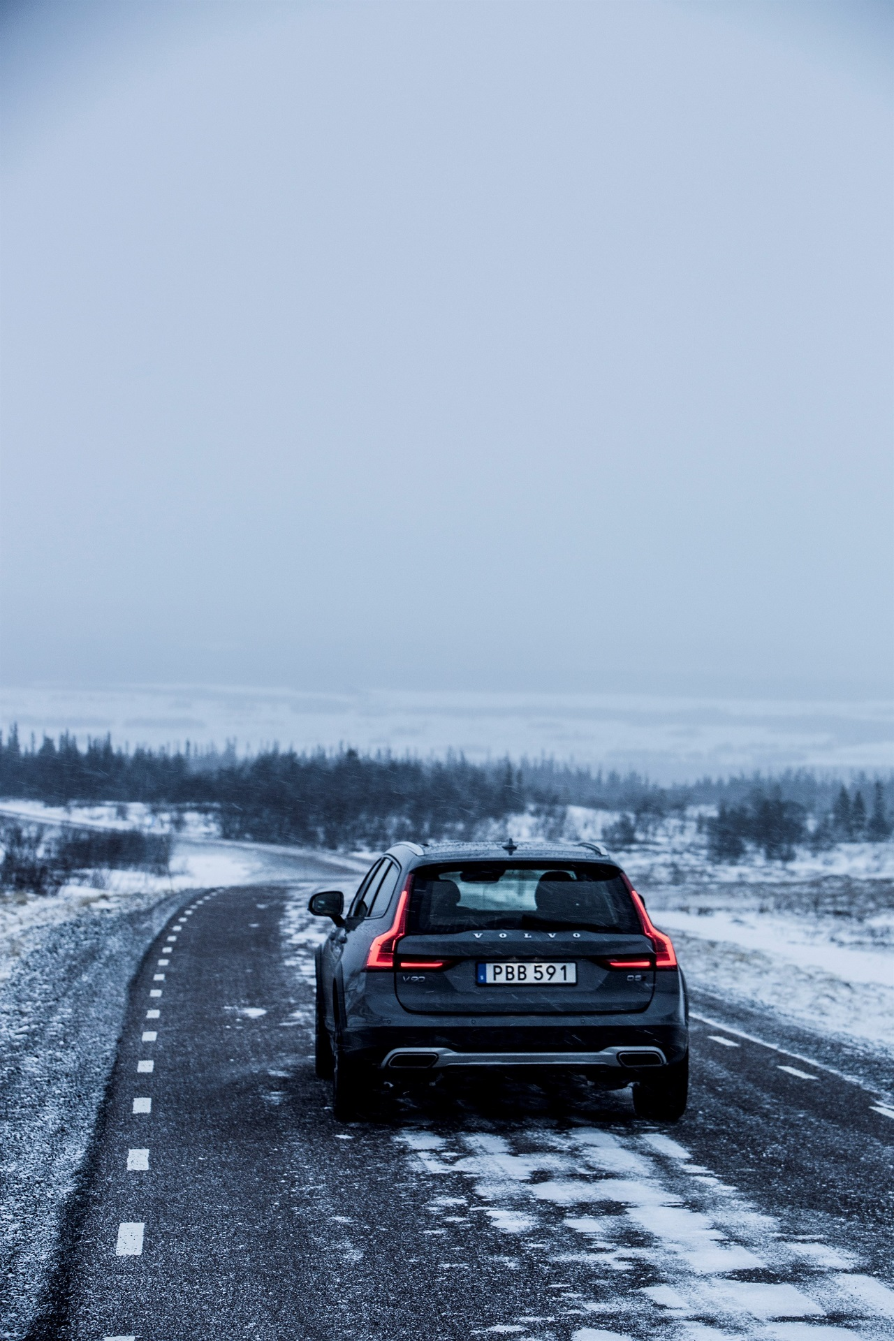 Volvo V90 Cross Country