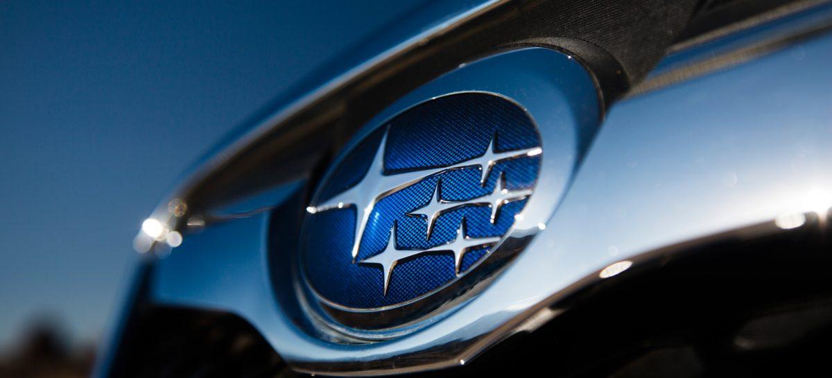 Subaru испытает свои беспилотные автомобили в Калифорнии