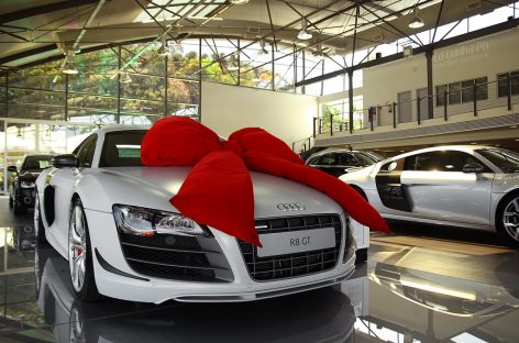 Аudi снизила цены на автомобили и запчасти