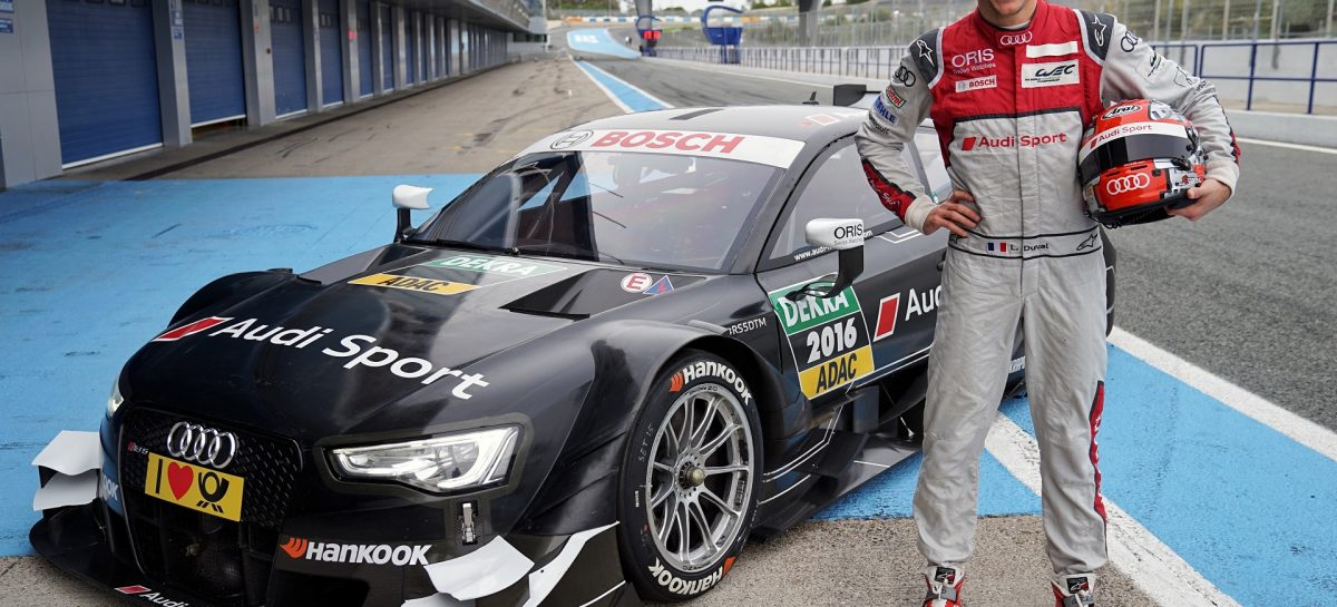 Сразу три команды Audi