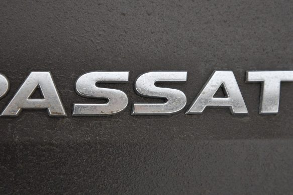 Volkswagen Passat B8 — это референсный автомобиль