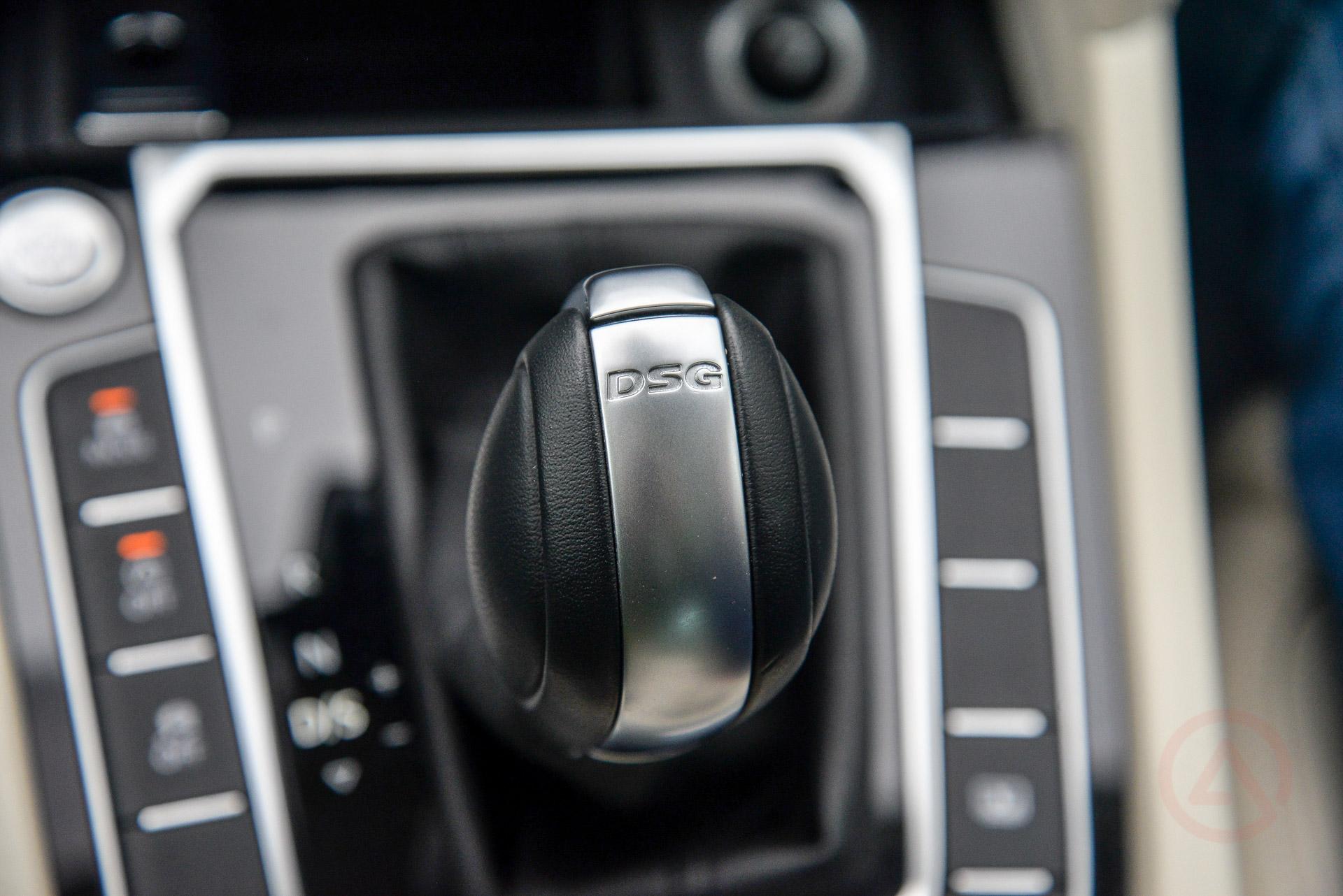 Volkswagen Passat 2017. Фото Сергей Асланян