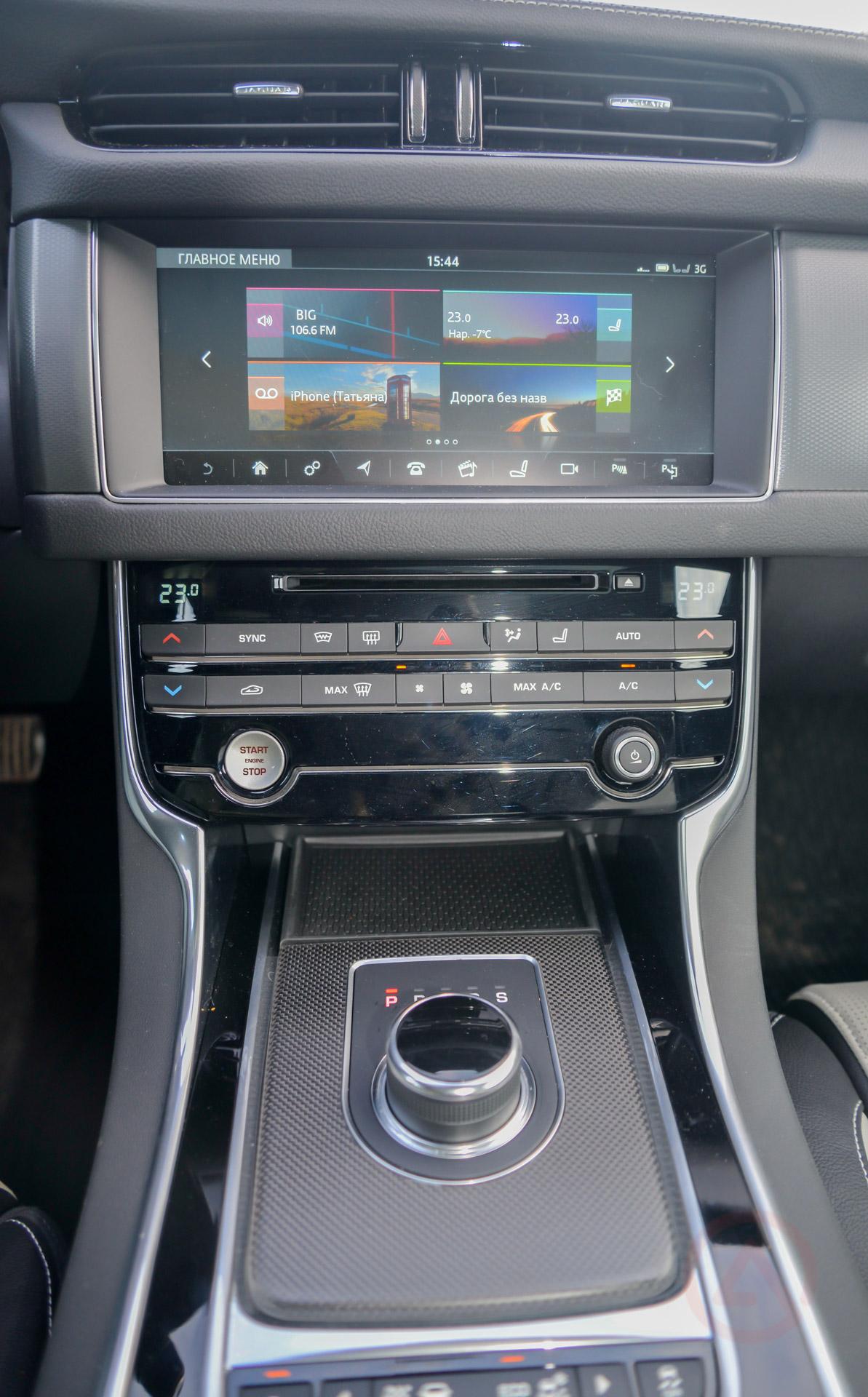 Jaguar XF 2016