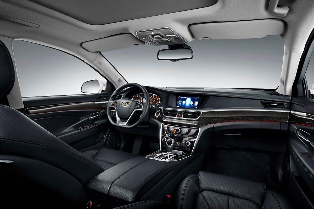EMGRAND GT-Interior 22-Center Console