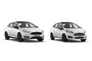 Fiesta_Focus_White and Black