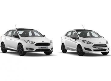 Черно-белые Ford будут производиться в России