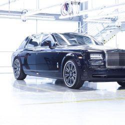 Последний Rolls-Royce Phantom сошел с конвейера