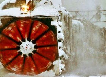 ЖД пути можно чистить вентилятором